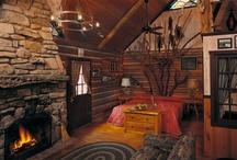 Cabin-One Room / by Sherian McCoy-Oakley