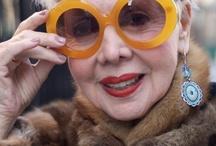 Older Women Looking Good / Older women looking fabulous - advanced chic
