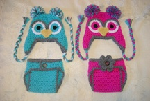 Knit/Crochet / by Danielle Overcash