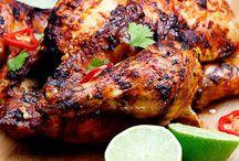 Food/Chicken Dishes.