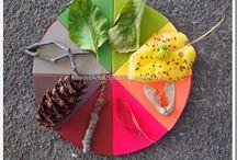 Efterårs craft
