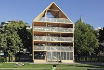 wood constructions