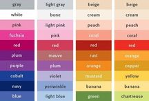 Typology of colors