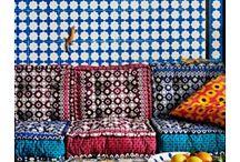 JASSA limitovaná kolekcia / Limitovaná kolekcia JASSA prináša nábytok z prírodných vlákien, ručne pletené koše a textílie v žiarivých farbách.