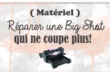réparer big shot