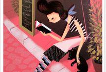 Life Illustrated / Illustration & Illustrators I love.