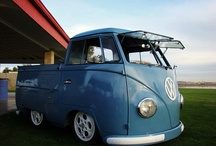 Old school air cooled / by Rae Hoover