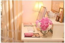 Dressing room and Home Office Inspiration