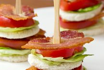 Recipes - Lunches, Snacks & Sandwiches