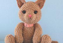 stuffed animals ♡