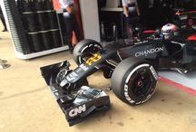 #F1 2016 cars
