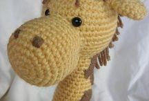Crochet / by Tricia Ebersole