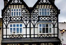 Half timbered - Tudor
