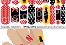 Jamberry NAS Designs / I am an independent Jamberry consultant who loves to design Jamberry NAS custom nail wraps. It's the creative outlet I've been missing and I'm having so much fun with it! I hope you enjoy them as much as I do :) Jamberry nail wraps are non-toxic and odor-free with zero dry time. They go right on on top of your natural nails with a little heat and pressure and last for up to two weeks! https://www.facebook.com/groups/iheartnailwraps/