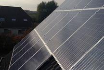 Thuis / Solar, zelf voorzien in elektr.