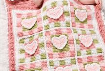 Crochet / Items to crochet for baby