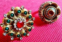 Accessories / I love Accessories such as rings, necklaces, bangles and some traditional jewelleries