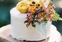 Cakes. / by Julia Lien