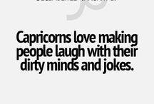 Like a capricorn