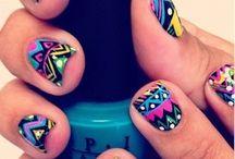 Nails / by Katie McGrath