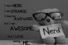 Nerd Girl :) / Nerdy life+writing stuff+fandoms = THIS BOARD! :) / by Emmeline Vasquez