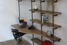 steel furniture ideas
