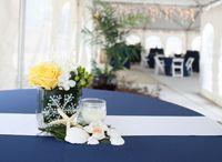 Tent/Seaglass Weddings / Weddings at the Golden Inn Hotel & Resort in Avalon, NJ