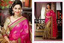 Latest Wedding Sarees Collection / Jugniji.com ultimate leading online women apparel showroom, offers a beautiful outfit online globally. at best price. ## http://goo.gl/Vgjvio