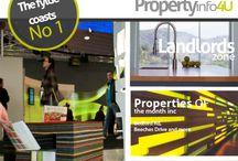 Choice Rentals Magazine / Our PropertyInfo4U managazine.