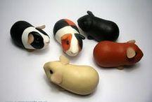 FIMO Tiere