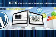 wordpress / If you want to make your web page stand out of the crowd consider us as your WordPress Customization expert. By hiring our services, you can always stay ahead in the game. EITS helps you to customize your wordpress blog and website using WordPress customization & CMS customization services.