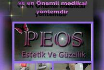 Ziyaret edilecek yerler Peos Güzellik Salonu www.peosguzellik.com 08504411577 - 02722144625