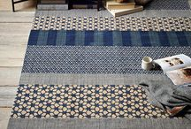 Home Decor - Rugs / Rugs are the forgotten of interior decoration. Well choose it can enhance the beauty of a room. Poorly choose it can ruined the beauty of a room. MIxing wall decoration and floor decoration is an art.