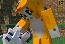 Minecraft / Mostly stampy and squid