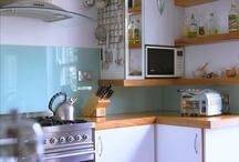 Kitchen Interiors / by Sylvia Gwozdz