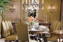 Interior Decor - The Dining Room