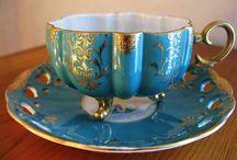 Tea cups  / by Bethy Amidan