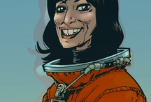Phillip Bond's Female Astronauts / by The Mary Sue