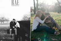 Engagement Shoot Ideas / by Jenni