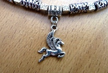 Chokers / All available on my Facebook and Google+ pages (Pendant-Heaven) - no longer on ArtFire