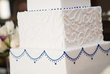 Royal Blue / Beautiful Weddings at Villa de Amore with Royal Blue accents..