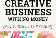 Creative Entreprenuer / Insight | Inspiration | Design | Art | Creative