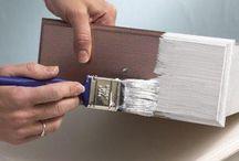técnicas de pintura para renovar móveis