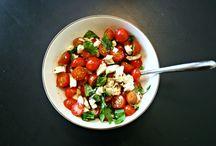 Soups, Salads & Sandwiches / by Rebecca Yorgason Brown