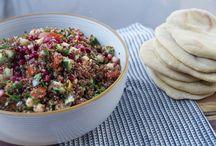 seasonal food - May / un mois, des recettes faisant la part belle aux fruits et légumes de saison