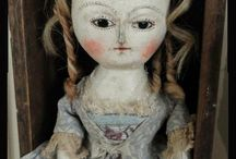 Antique Dolls / by Susan Wigget