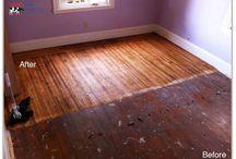 tung oil floor?