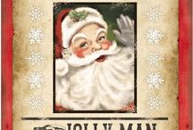 Christmas Metal Signs / The Christmas Collection from Original Metal Signs. See a design and you choose Metal, Wood, Slate Board, Marble Coater, Mug, Metal Dangler or Fridge Magnet..... the choice is yours!