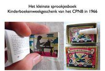 Kinderboekenweek algemeen / Algemene aspecten van de kinderboekenweek.