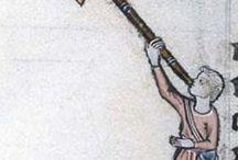 héraldique médiévales